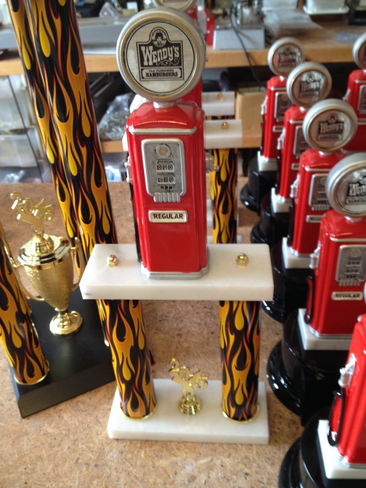 Custom Auto Show Trophies built to your needs and ...