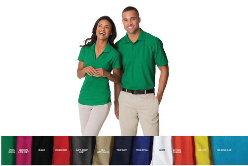 6e5449e9 value priced K572 L572 Port Authority® Dry Zone® Grid Polo ladies Men sizes