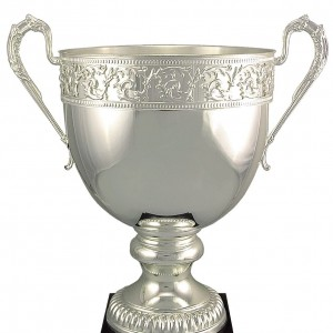 Championship Cups, Silver Plated, Fine Silver Plated Italian Cups and Bases