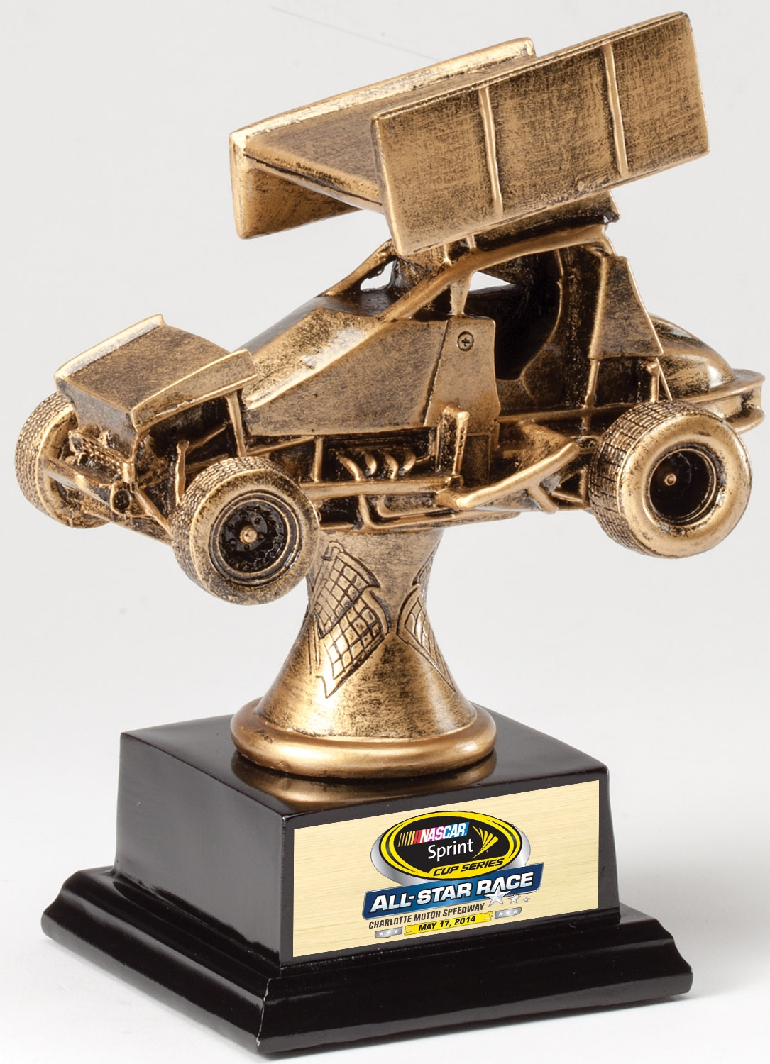 car show auto racing Free engraving award or trophy