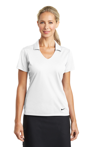 358a55a45 637167 Nike Dri-FIT Vertical Mesh Polo ladies   mens sizesTrophy Trolley