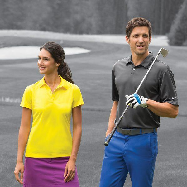 meglio tra qualche giorno costruzione razionale 373749 Nike Dri-FIT Pebble Texture Polo mens & ladies sizesTrophy ...